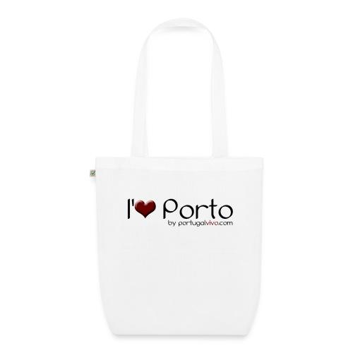 I Love Porto - Sac en tissu biologique