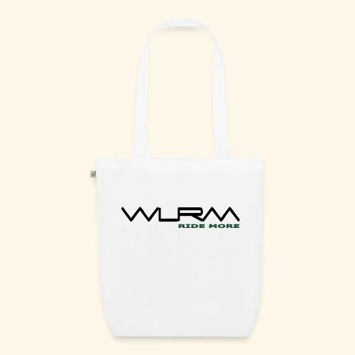 WLRM Schriftzug black png - Bio-Stoffbeutel