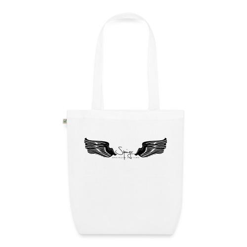 Seraph Wings Logo - Sac en tissu biologique