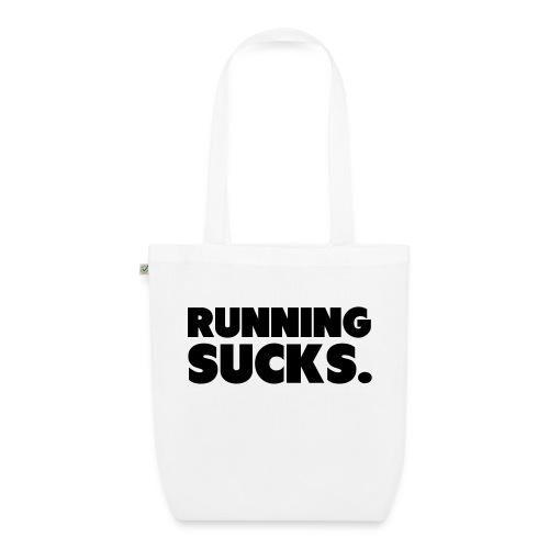 Running Sucks - Luomu-kangaskassi
