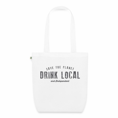 Drink Local - EarthPositive Tote Bag