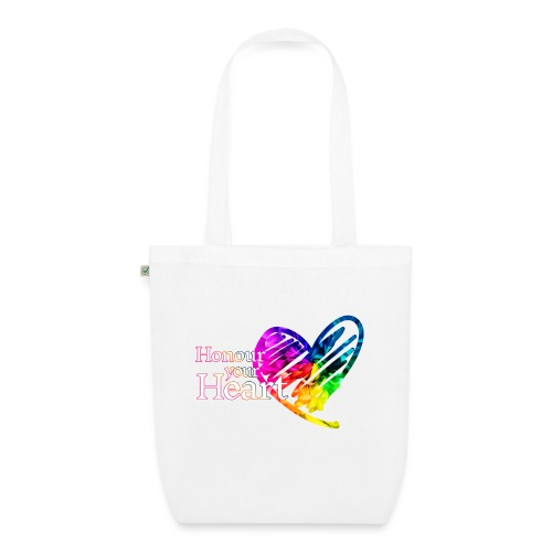 Honour Your Heart 2021 - EarthPositive Tote Bag