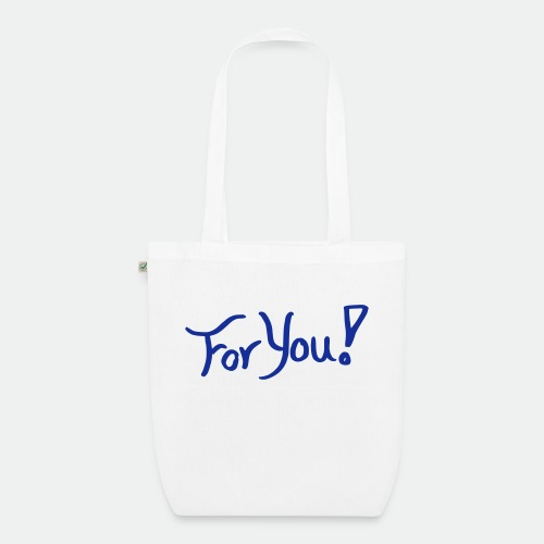 for you! - EarthPositive Tote Bag