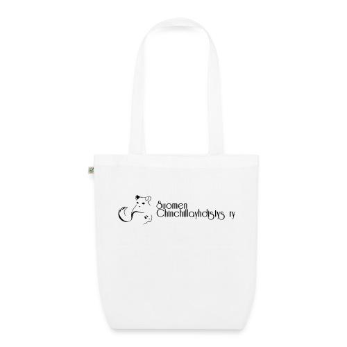 Suomen Chinchillaydhistys ry logo - Luomu-kangaskassi