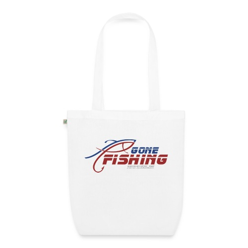 GONE-FISHING (2022) DEEPSEA/LAKE BOAT COLLECTION - EarthPositive Tote Bag