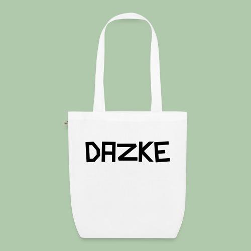 dazke_bunt - Bio-Stoffbeutel