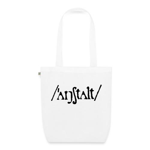 /'angstalt/ logo - Bio-Stoffbeutel