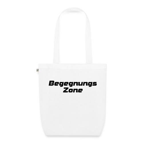 Begegnungszone - Bio-Stoffbeutel