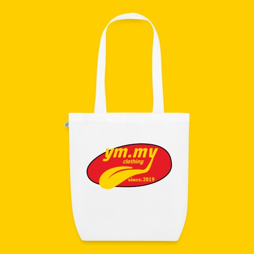 YM.MY clothing LOGO - EarthPositive Tote Bag