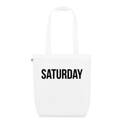 Saturday - EarthPositive Tote Bag