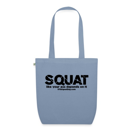 squat - EarthPositive Tote Bag