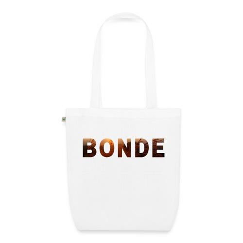 Bonde - Bio-stoffveske