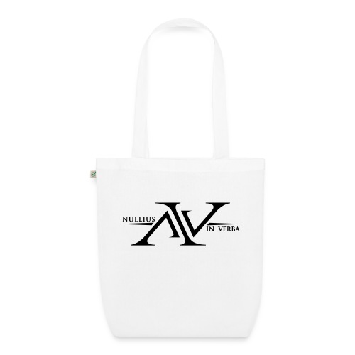 Nullius In Verba Logo - EarthPositive Tote Bag