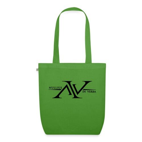 Nullius In Verba Logo - EarthPositive Tote Bag