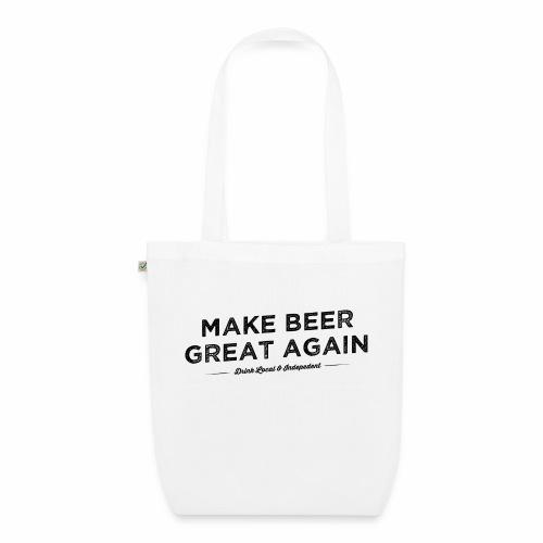 Make Beer Great Again - EarthPositive Tote Bag