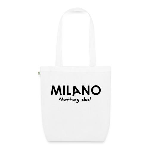 milano nothing else - Borsa ecologica in tessuto