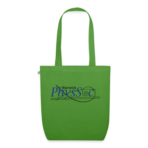 Official Warwick PhysSoc T Shirt - EarthPositive Tote Bag