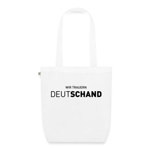 WIR TRAUERN Deutschand - Bio-Stoffbeutel