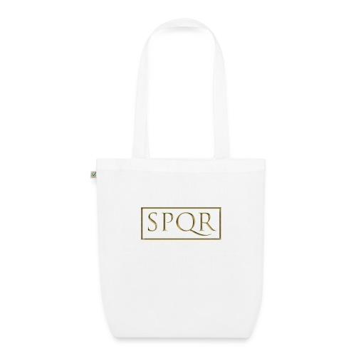 SPQR kolor (color) - Ekologiczna torba materiałowa