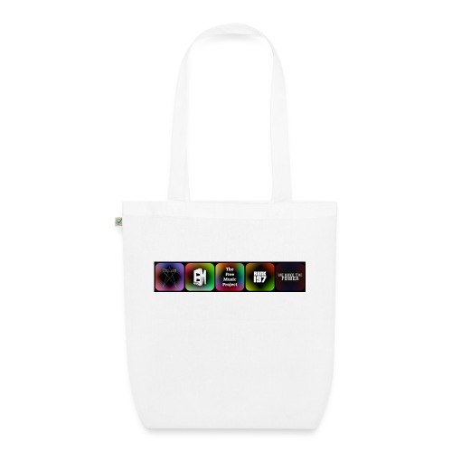 5 Logos - EarthPositive Tote Bag