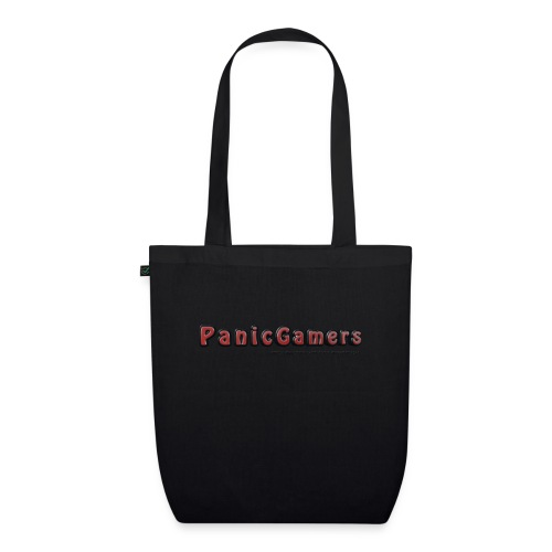 Cover PanicGamers - Borsa ecologica in tessuto