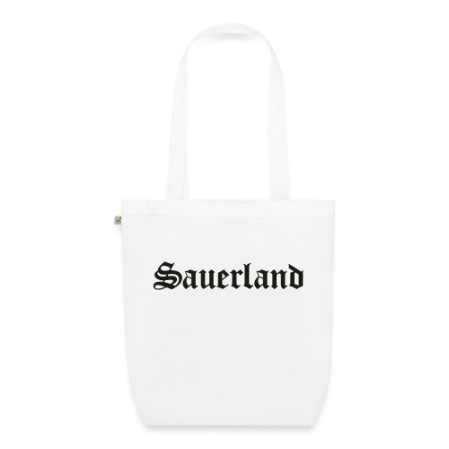 Sauerland - Bio-Stoffbeutel