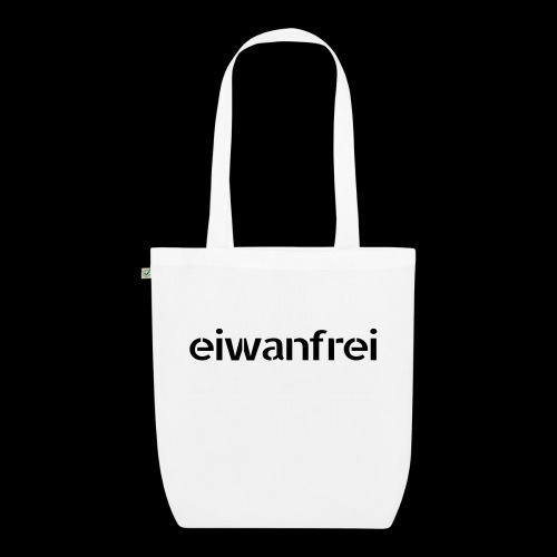eiwanfrei - Bio-Stoffbeutel