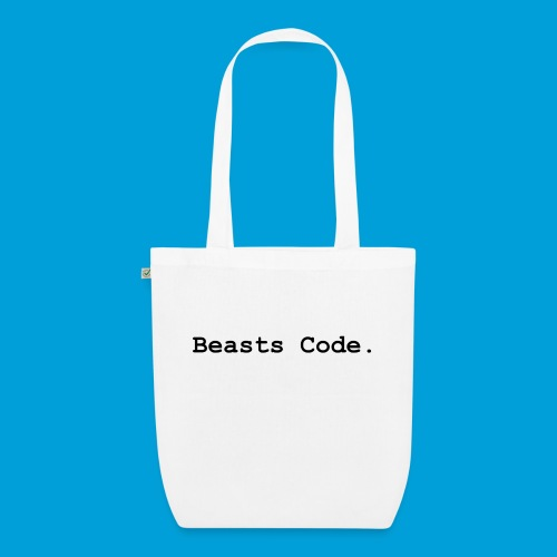 Beasts Code. - EarthPositive Tote Bag