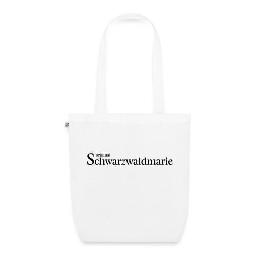 Schwarzwaldmarie - Bio-Stoffbeutel