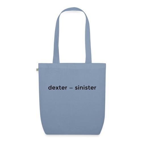 dexter sinister - Ekologisk tygväska