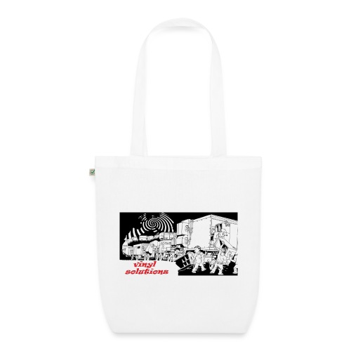 vinyl solutionz - EarthPositive Tote Bag