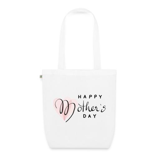 Happy Mothers Day - Bio-Stoffbeutel