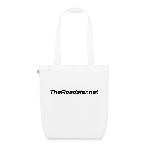 TheRoadster net Logo Text Only All Cols - EarthPositive Tote Bag