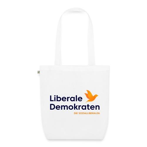 Logo Liberale Demokraten - Bio-Stoffbeutel