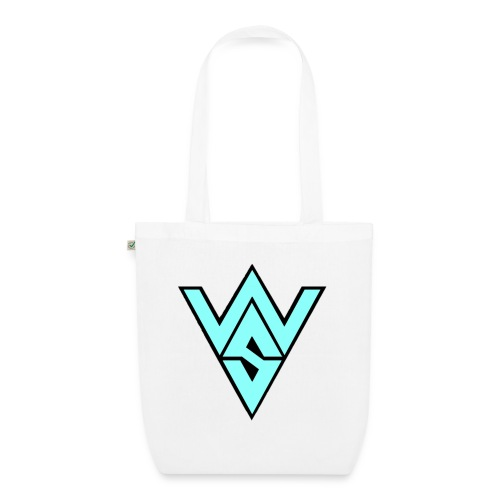 Silver Wave Logo - EarthPositive Tote Bag