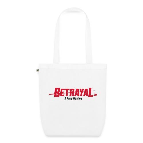 00418 Betrayal logo - Bolsa de tela ecológica