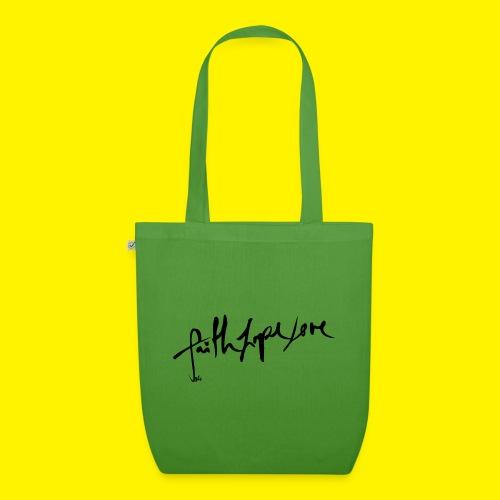 Faith Hope Love - EarthPositive Tote Bag