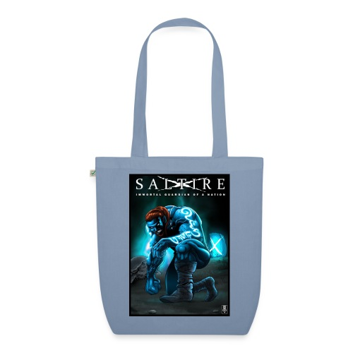 Saltire Invasion1 - EarthPositive Tote Bag