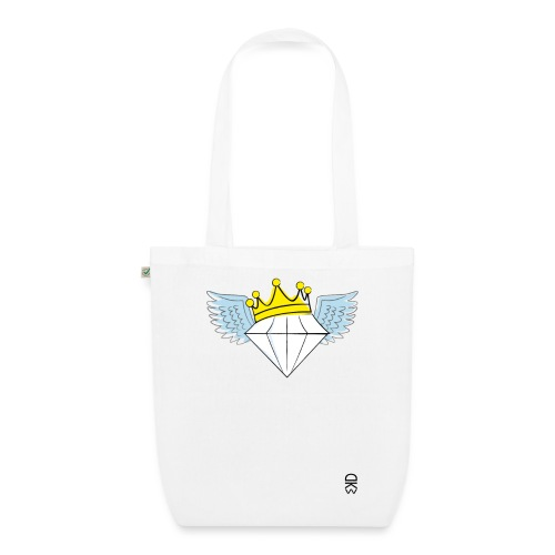 King Diamond Wings - EarthPositive Tote Bag