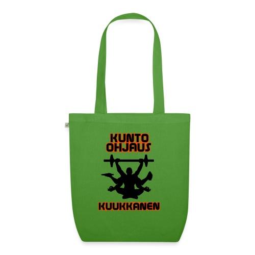 Kunto-ohjaus Kuukkanen Logo - Luomu-kangaskassi