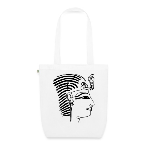 Pharao SethosI Ägypten - Bio-Stoffbeutel