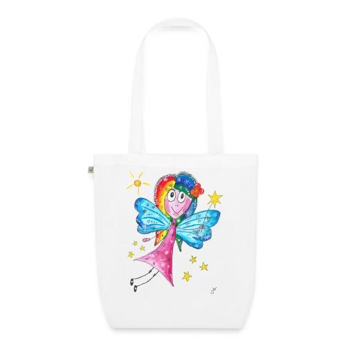Happy Fairy 2 - Bio-Stoffbeutel