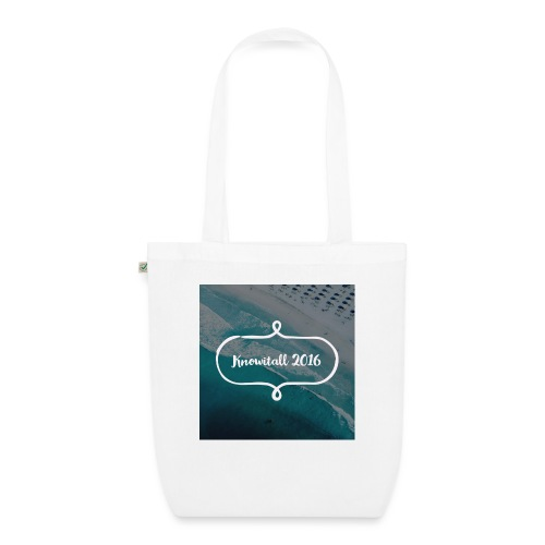 Knowitall 2016 - EarthPositive Tote Bag