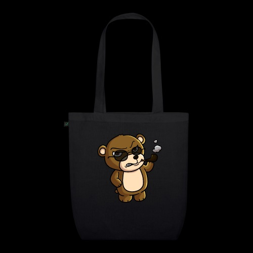 AngryTeddy - EarthPositive Tote Bag