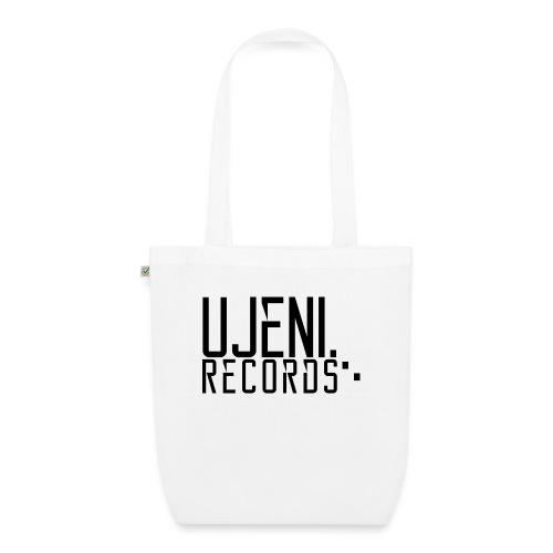 Ujeni Records logo - EarthPositive Tote Bag