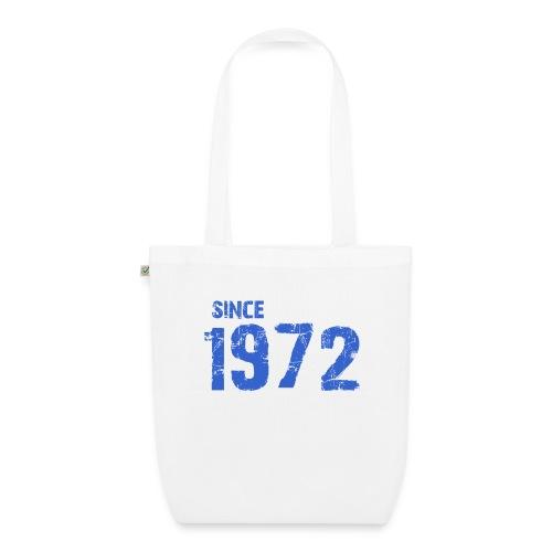 Since 1972 - Bio stoffen tas