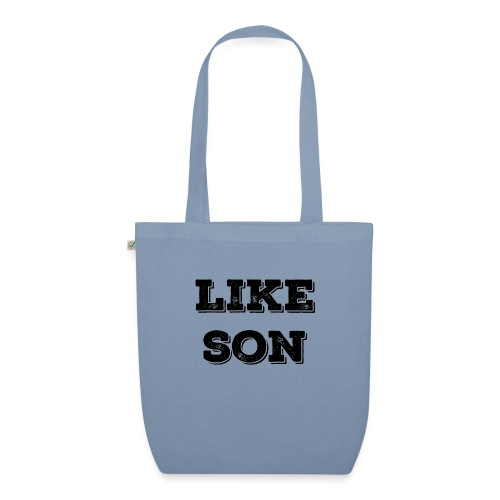 like son - EarthPositive Tote Bag