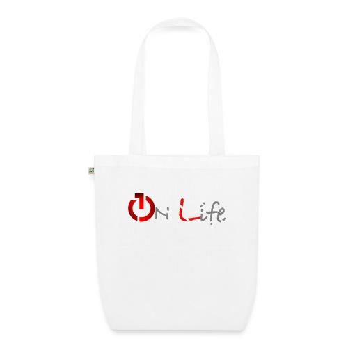 OnLife Logo - Sac en tissu biologique