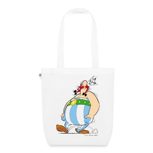 Asterix & Obelix - Obelix sifflant - Sac en tissu biologique
