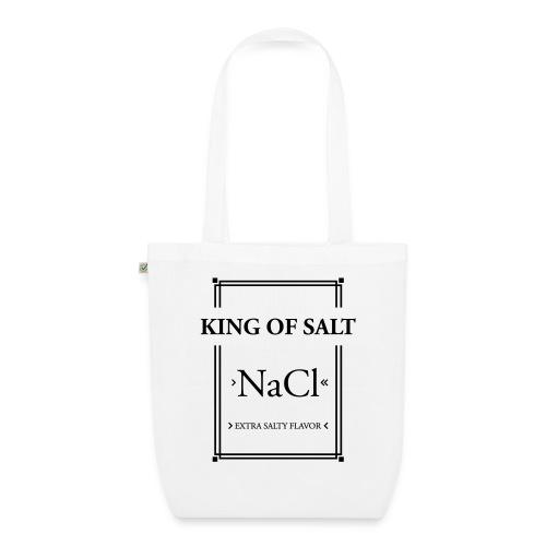 King of Salt - Bio-Stoffbeutel
